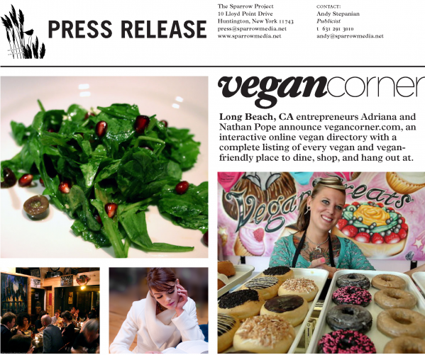 Vegan Corner