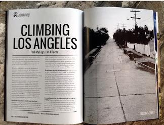 Climbing Los Angeles