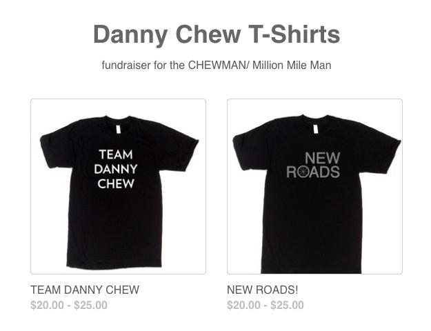 DannyChew shirts